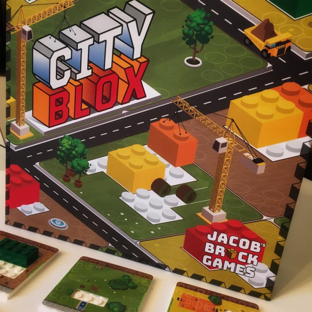 City Blox,  une bricks pour tous, tous pour une bricks