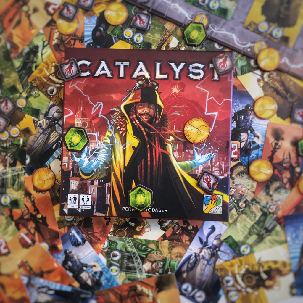 Catalyst, il n'y a pas de risque de vous faire enfumer !