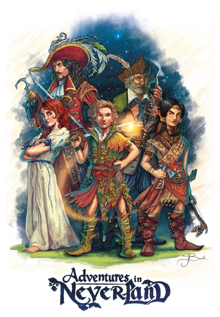 Adventures in Neverland : « Si vous pouvez le rêver, vous pouvez le faire » @WaltDisney