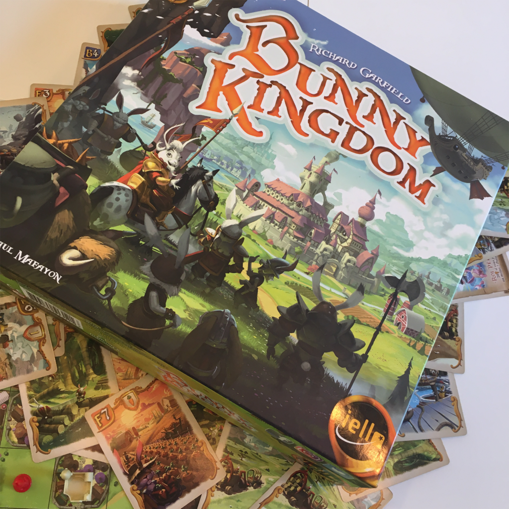 Bunny Kingdom, à la conquête de la Magic carotte d'or !