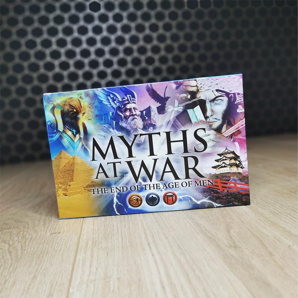 Myths at War, le pouvoir des dieux entre tes mains
