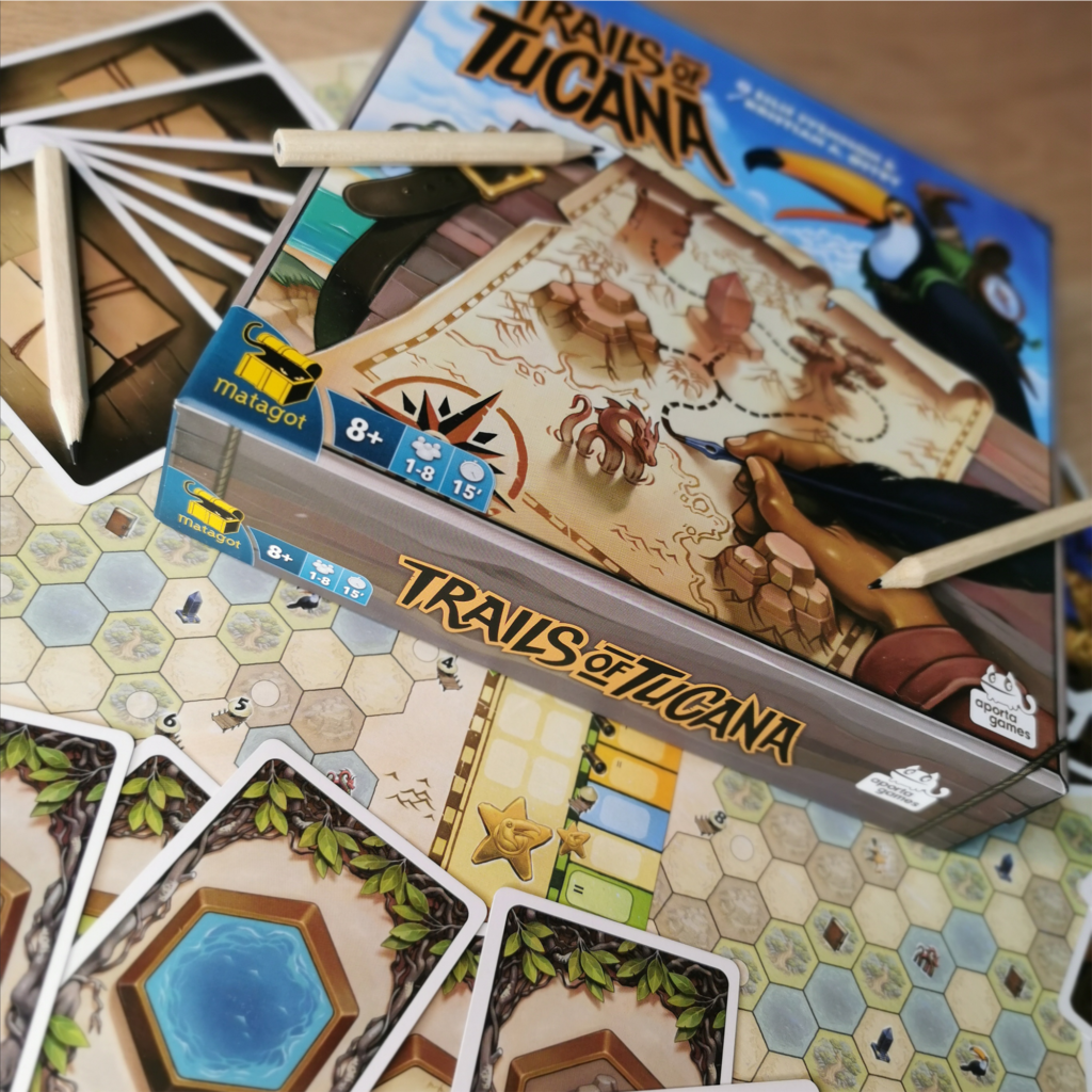 Trails of Tucana, du plaisir de jeu à l'apprentissage !