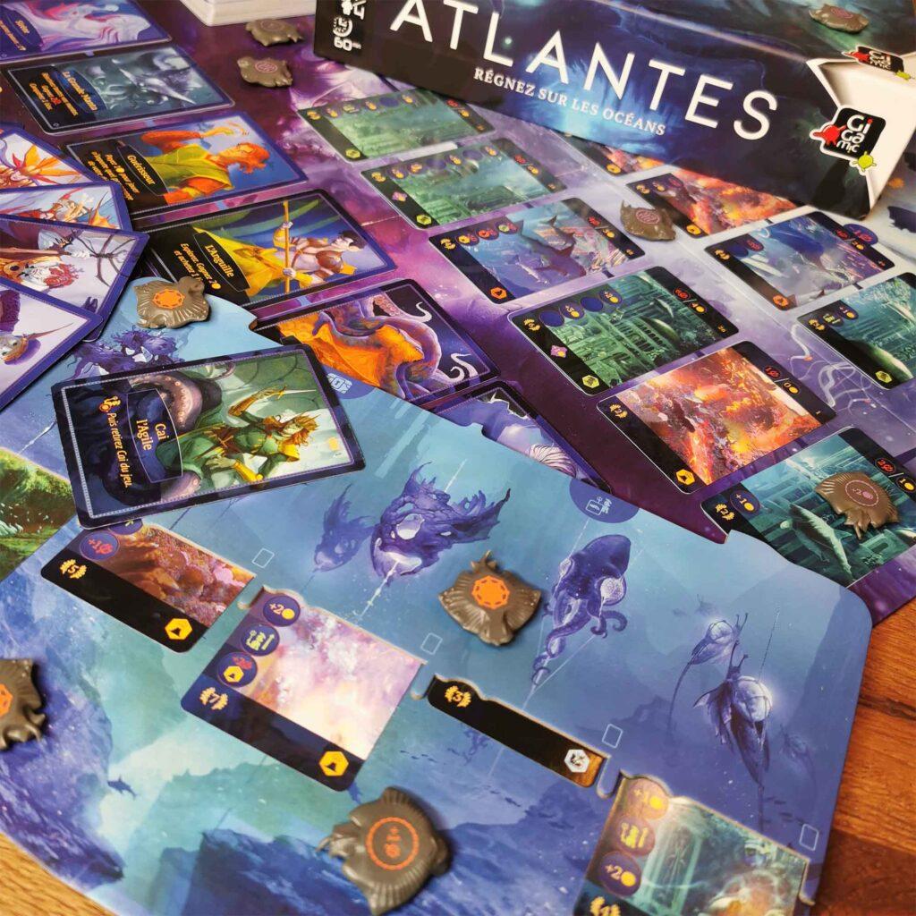 Atlantes, la suprématie jusqu'au fond de l'abysse !